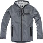100% MX Motocross STORBI Lightweight Casual Jacket (Grey Heather)