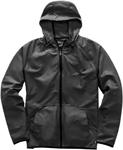 Alpinestars DATA Hooded Windbreaker Jacket (Black)