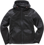 Alpinestars Stratified Micro Fleece Casual Jacket (Blue/Black)
