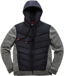Alpinestars Boost Quilted Casual Jacket (Black)