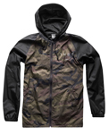 Thor MX Motocross Men's Limiter Windbreaker (Camo/Black)