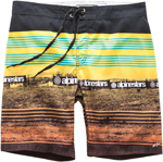Alpinestars CHICANE Boardshorts (Yellow)
