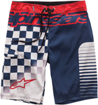 Alpinestars SPEED Boardshorts (Grey)