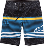 Alpinestars LAPTIME Boardshorts (Black)