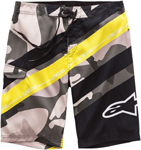 Alpinestars LAMBO Boardshorts (Military Green)