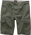 Alpinestars CONSTRUCTOR Cargo Shorts, Cotton Coated Canvas (Military Green)
