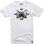 ALPINESTARS MANDALA T-Shirt (White)