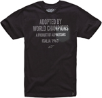 ALPINESTARS ADOPTED T-Shirt (Black)