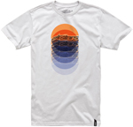 ALPINESTARS BALLER T-Shirt (Light Gray)