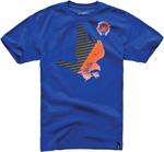 ALPINESTARS HAWK Regular Fit T-Shirt (Blue)