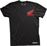 Factory Effex Official Licensed HONDA Performance Dri-Core T-Shirt (Black)