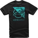 ALPINESTARS 2017 RIFT Regular Fit Tee Short Sleeve T-Shirt (Black)