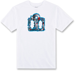 Icon Motosports GUTHRIE Short-Sleeve Tee T-Shirt (White)