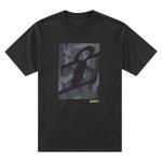 Icon Motosports CLOAKING Camo Tee Short-Sleeve T-Shirt (Black)