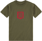 Icon 1000 BASELINE T-Shirt (Olive Green)