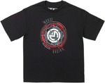 Moose Racing MX Off-Road Youth Radius T-Shirt (Black)