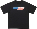 Moose Racing MX Off-Road Youth Glory T-Shirt (Black)