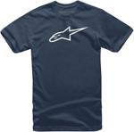 Alpinestars Kid's AGELESS Tee Short Sleeve T-Shirt (Blue/White)