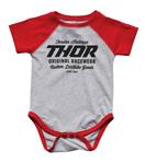 Thor MX Motocross Infant The Goods Supermini Shirt (Red)
