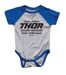 Thor MX Motocross Infant The Goods Supermini Shirt (Blue)