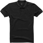 ALPINESTARS 2017 EFFORTLESS Pique Polo Shirt (Black)