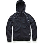 ALPINESTARS GS Speedway Zip-Up Hoodie Sweatshirt (Black)