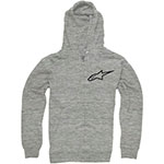 ALPINESTARS Ranking Zip-Up Hoodie Sweatshirt (Gray)