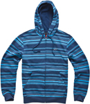 ALPINESTARS Preview Zip-Up Sweatshirt Hoodie (Blue)