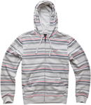 ALPINESTARS Preview Zip-Up Sweatshirt Hoodie (Gray)