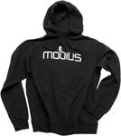 MOBIUS Pullover Hoody Sweatshirt (Black)