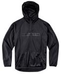 ICON 1000 SHOCKRA Polyester Hoody (Black)