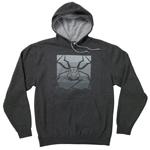 Moose Racing MX Off-Road AGROID VARIANCE Pullover Hoodie Sweatshirt (Charcoal Gray)
