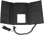 Z1R Synthetic Leather Wallet (Black)
