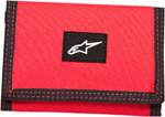 ALPINESTARS FRICTION Tri-Fold Wallet (Red)