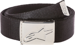 Alpinestars FRICTION Belt (Black/Chrome)
