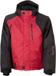 Arctiva 2020 LAT48 Insulated Waterproof Jacket (Black/Burgundy)