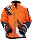 ARCTIVA Snow Snowmobile Men's 2017 COMP RR Shell Jacket (Orange)