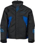 Arctiva Snow Snowmobile Men's 2018 PIVOT Insulated Jacket (Black/Blue)