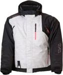 Arctiva 2020 LAT48 Insulated Waterproof Jacket (Black/White)