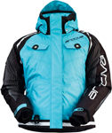 ARCTIVA Snow Snowmobile Women's 2016 GEM Insulated Jacket (Blue)