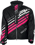 Arctiva Snow Snowmobile Women's 2018 COMP Insulated Jacket (Black/Pink)