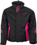 Arctiva Snow Snowmobile Women's 2018 PIVOT Insulated Jacket (Black/Pink)