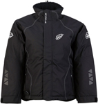 Arctiva Snow Snowmobile Women's PIVOT 2 Insulated Waterproof Jacket (Black/White)