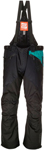 Arctiva 2020 LAT48 Insulated Waterproof Bibs/Pants (Black/Green)