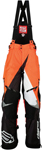 ARCTIVA Snow Snowmobile 2016 COMP RR Shell Bibs/Pants (Black/Orange)