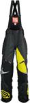 ARCTIVA Snow Snowmobile 2016 COMP RR Shell Bibs/Pants (Black/Yellow)