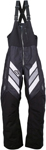 ARCTIVA Snow Snowmobile Men's 2017 MECH Insulated Bibs/Pants (Black/Gray)
