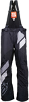 ARCTIVA Snow Snowmobile Men's 2017 COMP Insulated Bibs/Pants (Black)