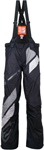 ARCTIVA Snow Snowmobile Men's 2017 COMP RR Shell Bibs/Pants (Black)