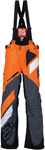 ARCTIVA Snow Snowmobile Men's 2017 COMP RR Shell Bibs/Pants (Orange)